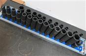 "Britool Expert CR-MO Deep Impact Sockets (26), 3/8"" & 1/2"", 11mm through 24mm"